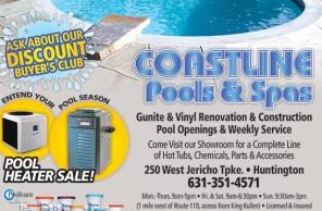 Coastline Pools & Spas