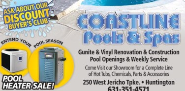 Coastline Pools & Spas