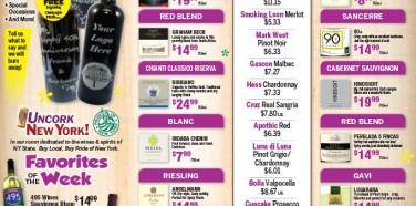 Long Island Wine & Spirits