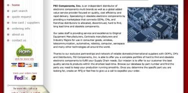 FSI Components