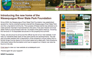 Nissequogue River State Park Foundation
