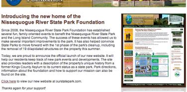 Nissequogue River State Park Foundation